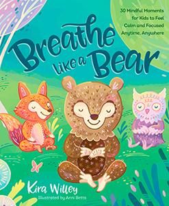 Breathe Like a Bear cover